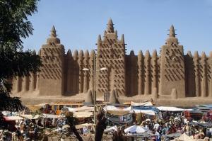 Fred de Vries Timbuktu