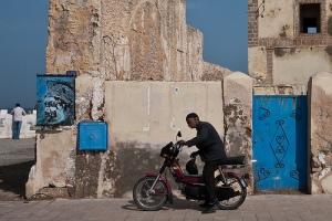 Essaouira Medina Jimi Hendrix