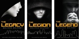 From Indie to Published: The Legacy Trilogy – my writing process & a surprise announcement