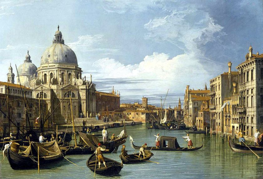 creative writing course venice_canaletto