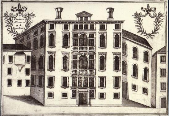 palazzo albrizzi