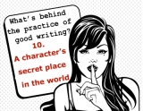 The secrets behind the practice of good writing: 10