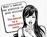 The secrets behind the practice of good writing: 9
