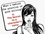 The secrets behind the practice of good writing:9