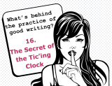 The secrets behind the practice of good writing: 16