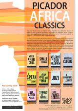 Writing tips from the #PicadorAfricaClassics Twitter Town Hallauthors