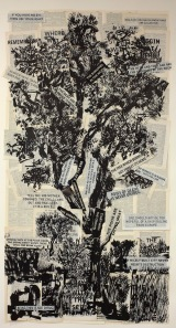 March Writing Challenge inspired by William Kentridge's 'If You Have NoEye'