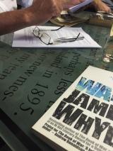 Masterclass with JamesWhyle